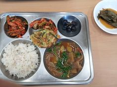 South Korea | 16 School Lunches From Around The World