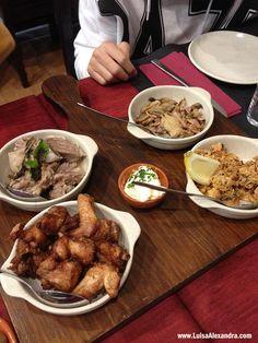 Cá estou eu para vos falar acerca de mais um restaurante em Fátima 🙂 Num dos últimos posts que fiz acerca deste assunto referi que realmente por estas zonas tem aberto muitos e bons locais onde se pode comer. A Taberna do Baco estava na nossa lista de locais a visitar já desde oRead More »