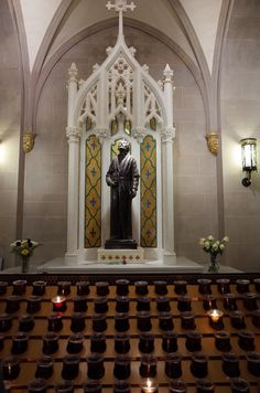 St. Jude at St. Patrick's in NYC
