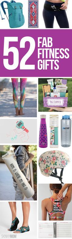 Need gift ideas for fitness lovers? We got 'em.