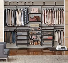 11 Best Closet Storage Ideas Closet Organization Pinterest