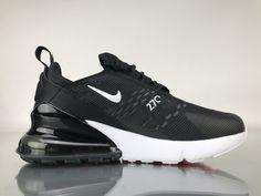reputable site 2b221 ea4d0 Nike Air Max 270 AH6789-002 Black White Sneaker for Sale-04 Air Jordan