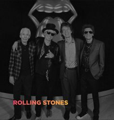 Rolling Stones | The Rolling Stones are nominated for Best Blues...