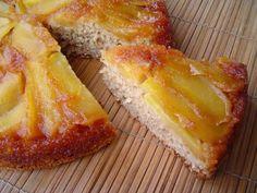 Bizcocho de manzanas caramelizadas con Kéfir | Cocinar en casa es facilisimo.com