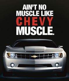 Chevy heck yes!!