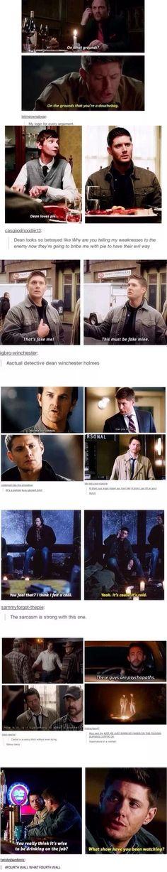 Love this show/fandom. x) | Supernatural