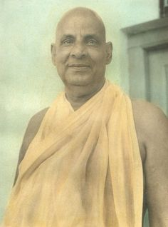 Sri Swami Sivananda :)  Learn more from @SivanandaBahama
