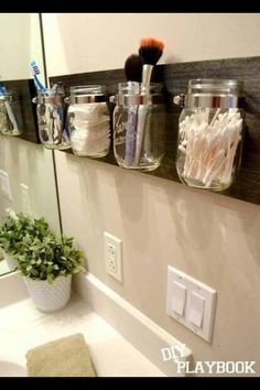 idea to keep everything off the counter