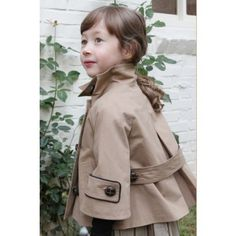 Sweven Cinnamon Trench Coat