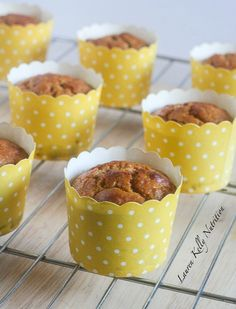 Lemon Chia Seed Muffins are much healthier and still super delicious! @meltorganic  #ButterImprovement