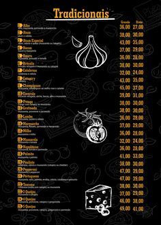 Cardápio – Dom Corrêa Pizzaria Pizza Logo, Food Menu Design, Menu Cards, Menu Restaurant, Page Design, Coffee Shop, Restaurant Names, Food Truck Menu, Pizza