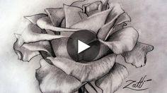 Este vídeo mostra o passo a passo perfeito de como se desenhar uma rosa, você pode utilizar a mesma para fazer suas pinturas em tecidos ou onde preferir.