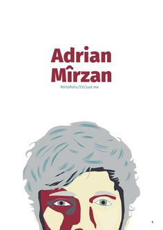 Adrian Mîrzan portofolio