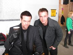 Shane West & Devon Sawa. Pic taken by Albert Kim.