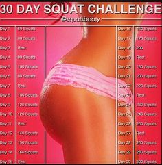 Butt workout, i would prob loose count lol