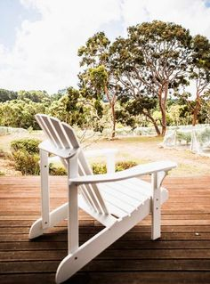 Located on the Mornington Peninsula, the beautiful Polperro Winery offers four stunning self-contained villas with views over the vineyard.