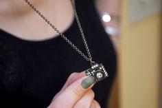 Camera necklace :)