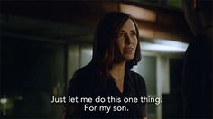 """S2 Ep3 """"Parabatai Lost"""" - Jace doesn't want your help Jocelyn... #Shadowhunters"""