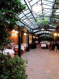 Osteria del Binari Milan | http://www.yellowtrace.com.au/milan-design-week-survival-kit-must-see-milan-itinerary/