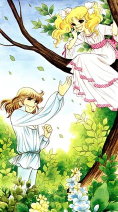 Candy Candy - My favorite shojo anime/ manga series of all time.  No futuristic stuff...just a story about an orphan who grows up in America before WWI and how she stays positive no matter what happens. http://en.wikipedia.org/wiki/Candy_Candy