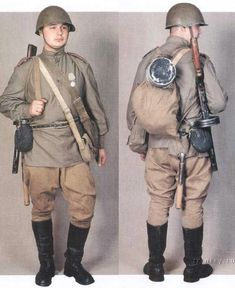 Uniforms In The Red Army   English Russia   Page 18
