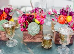 "10 ""Outside the Box"" Ideas for Your Outdoor Wedding"
