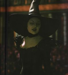 Mila Kunis as The Wicked Witch of the West in Sam Rami's Oz The Great and Powerful.