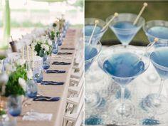 Pantone a élu le Rose Quartz et le Bleu Serenity comme couleurs tendances 2016. Pour un mariage à la mode, optez pour ces deux teintes douces.