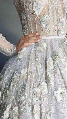 Paolo Sebastian Haute Couture 2015, Details.