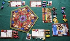 Board Game Review: Belfort by TMG | Boards and Barley