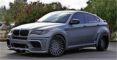 BMW X6M Disegno and Hamann Body KIt
