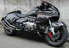 -- Beastly 2003 Honda Valkyrie -- Ryujin custom.