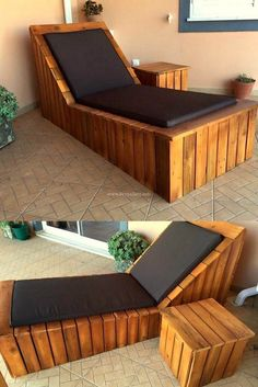 Pallets Bed Plans