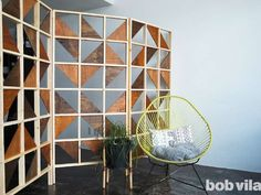 With the right tools—and a few sheets of plywood—you can build a wall to divide space in a studio or... - Ohoh Blog for Bob Vila