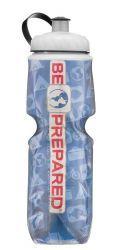 Be Prepared brand water bottle from Polar Bottle. Bpa Free Water Bottles, Bottle Shop, Insulated Water Bottle, Drinks, Sport, Blue, Products, Deporte, Sports