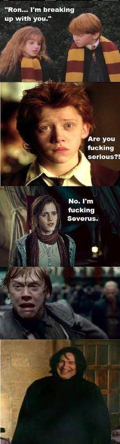 I just laughed harder than I should have!