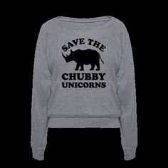 Save The Chubby Unicorns | T-Shirts, Tank Tops, Sweatshirts and Hoodies | HUMAN
