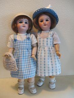 Free Pattern for Spring - Vintage Bleuettes