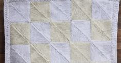 "18"" x 24""       Skills required  - K nit, P earl, knit 3 together ( K3 tog ), pick up and knit, 2 needle cast on.  All are easy enoug..."