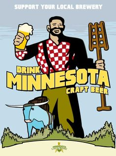 A Brewer's Welcome!  Minnesota has a diverse range of Craft breweries and brew pubs for you to discover with more opening all around our great state. We are a Guild of Brewer's and Brewery Owners working together for a better state of brewing.