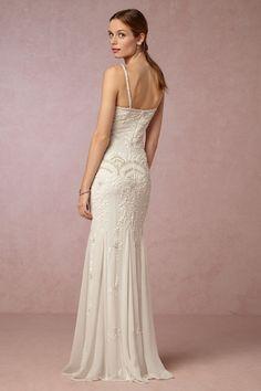 BHLDN Naomi Gown in  Bride Wedding Dresses at BHLDN