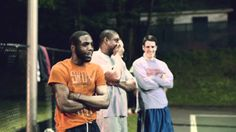 """Pepsi MAX went to a pick-up game in Bloomfield, NJ pretending to shoot a documentary on a basketball player named """"Kevin."""" When his Uncle Drew came into the game, some magical things happened Basketball Players Names, Basketball Videos, You Funny, Hilarious, Roland Young, Kyrie Irving, Cinema, Chris Paul, Funny Clips"""