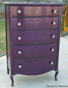 Furniture Design Ideas Featuring Purple | General Finishes Design Center