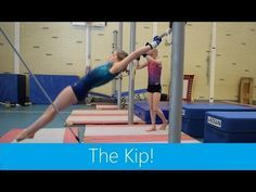 Skills & Drills: ¤ Ears covered ¤ Ribs in ¤ Straight arms ¤ Timing ¤ Conditioning ¤ Strength Kips Gymnastics, Gymnastics At Home, Gymnastics Lessons, Gymnastics Academy, All About Gymnastics, Preschool Gymnastics, Gymnastics Tricks, Tumbling Gymnastics, Gymnastics Equipment