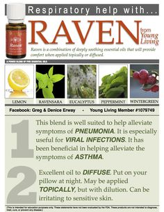 Using this to fight respiratory issues! Love Young Living!
