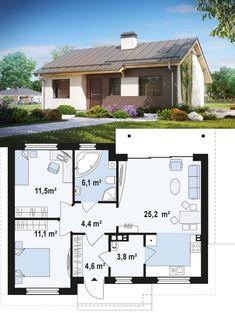 Проект дома Z262 представляет простой и недорогой в строительстве одноэтажный дом небольшой площади. Привлекательный внешний вид и продуманная функциональность удачно сочетаются с невысокой стоимостью строительства. Легко построить и удобно жить — это отличительные особенности данной разработки.