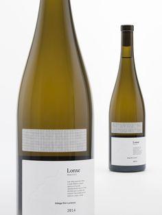 Lonxe Wine — The Dieline - Branding & Packaging Design