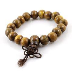 Round Buddha Character Pattern Beads Elastic Wrist Bracelet Brown Rosallini http://www.amazon.com/dp/B00G9EK4V6/ref=cm_sw_r_pi_dp_fyDTtb1XSEVC151B