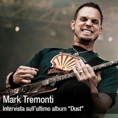 New article on MusicOff.com: Mark Tremonti parla del nuovo album Dust. Check it out! LINK: http://ift.tt/1YyAbnm