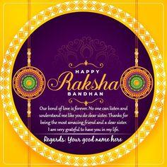 Happy Raksha Bandhan Wishes Quotes Images
